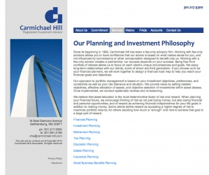 carmichael-hill-philosophy