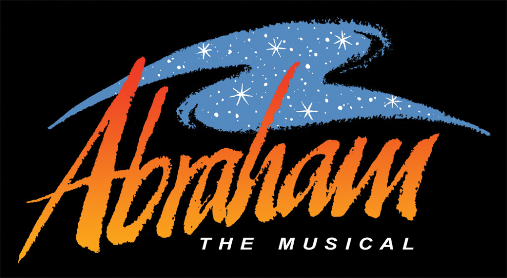 Abraham, the Musical logo.