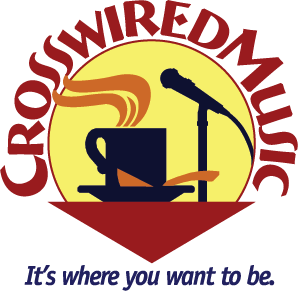 Crosswired Music logo.