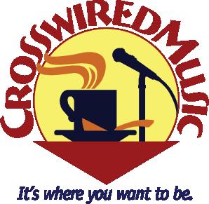 Crosswired Music logo.