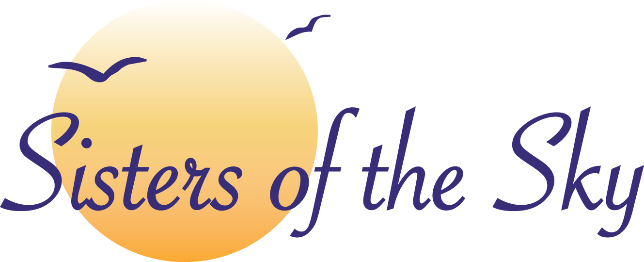 Sisters of the Sky logo.