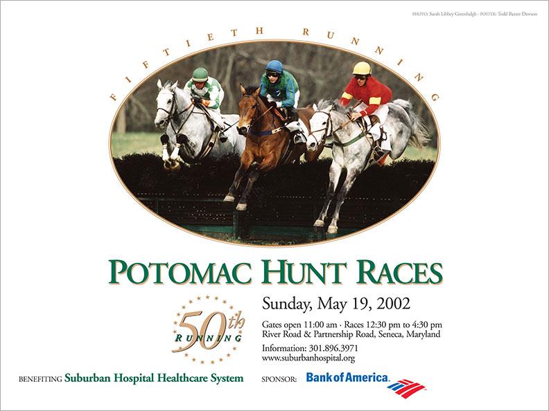 Potomac Hunt Poster