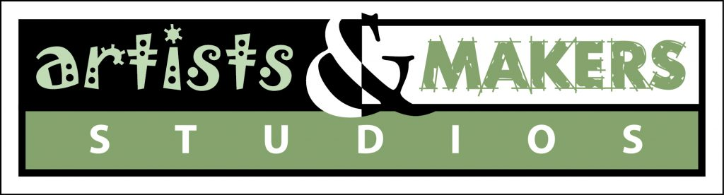 image: Artists & Makers Logo.
