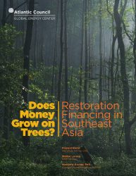 Graphic: Restoration Financing in Southeast Asia