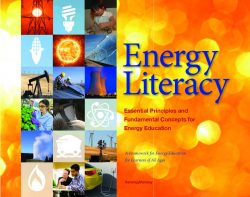 Graphic: Energy Literacy Brochure.